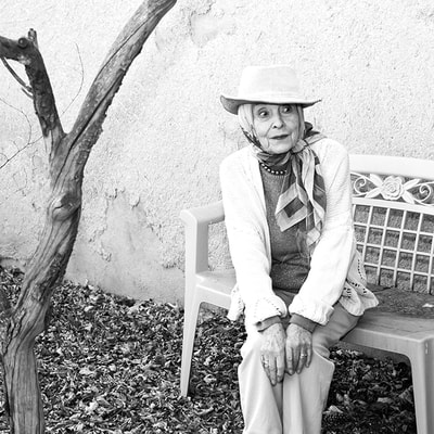 Barbara Harmon of Black Mountain College fame has lived in Taos since 1949.